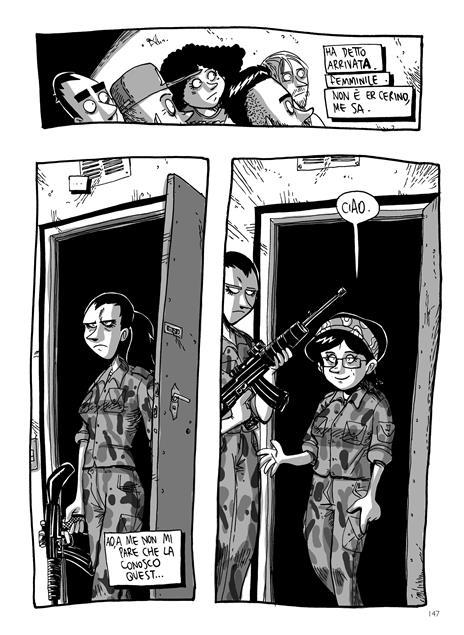 Kobane calling. Oggi - Zerocalcare - 5