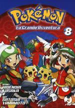 Pokémon. La grande avventura. Vol. 8