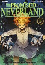 The promised Neverland. Vol. 5: La fuga