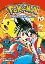 Pokémon. La grande avventura. Vol. 10