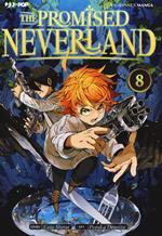 The promised Neverland. Vol. 8: Un gioco proibito