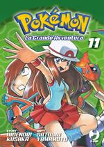 Pokémon. La grande avventura. Vol. 11