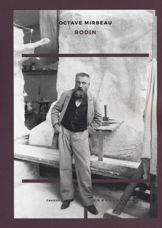 Rodin - Octave Mirbeau - copertina