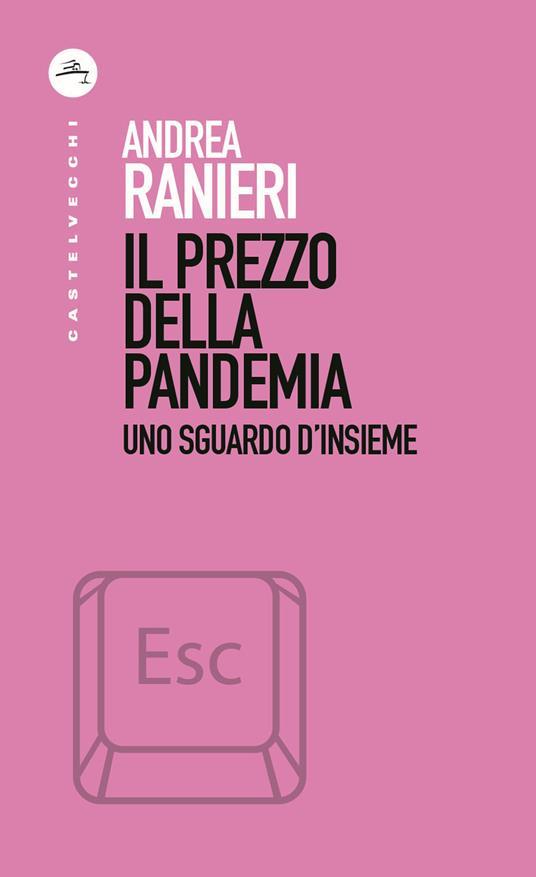 Il prezzo della pandemia. Uno sguardo d'insieme - Andrea Ranieri - ebook