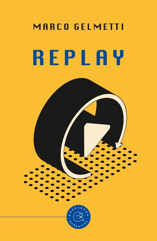 Replay - Marco Gelmetti - copertina