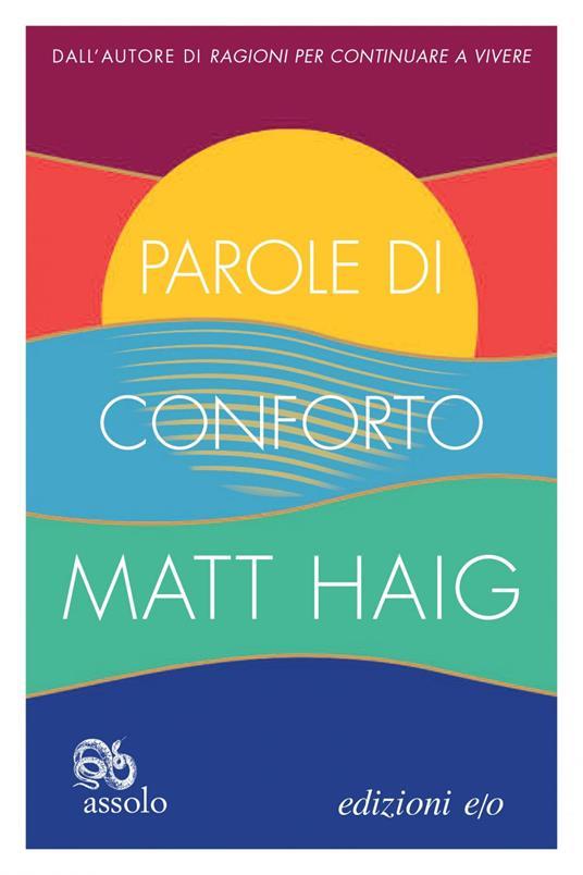 Parole di conforto - Matt Haig - copertina