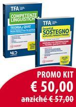 Kit TFA. Docenti di sostegno scuola dell'infanzia e primaria-Tfa. Competenze linguistiche