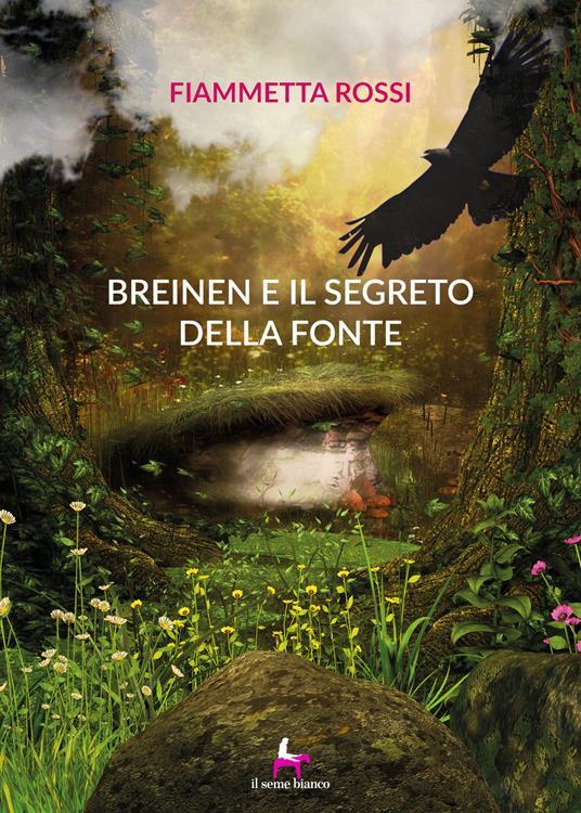 Breinen e il segreto della fonte - Fiammetta Rossi - copertina