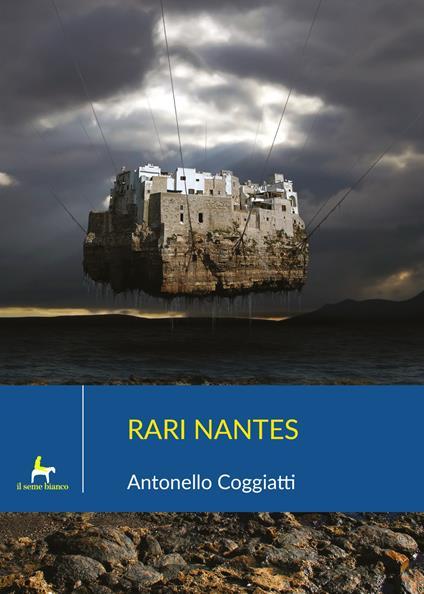 Rari nantes - Antonello Coggiatti - copertina