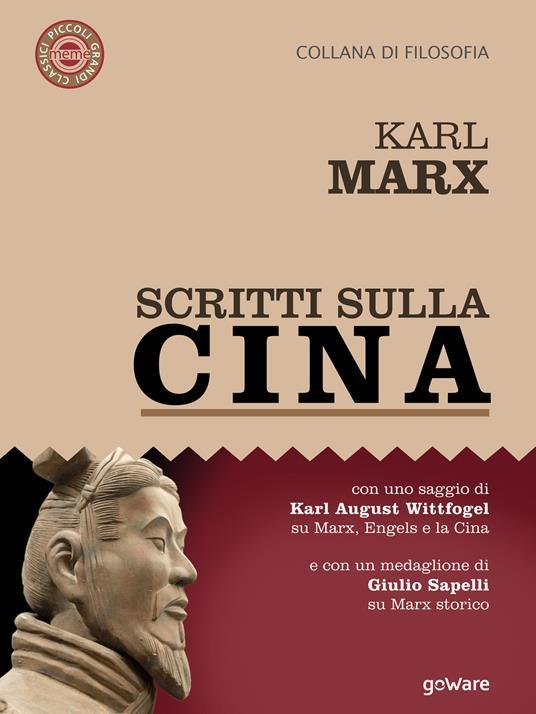 Scritti sulla Cina - Karl Marx - ebook
