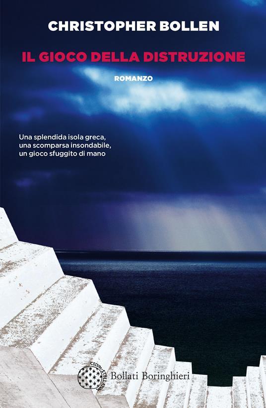 Il gioco della distruzione - Bollen Christopher - copertina