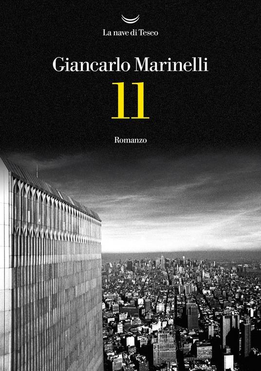 11 (Undici) - Giancarlo Marinelli - copertina