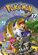 Pokémon. La grande avventura. Vol. 17