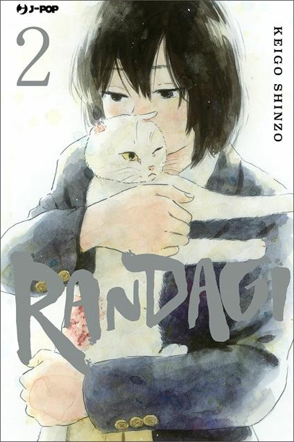 Randagi. Nora to zassou. Vol. 2 - Keigo Shinzo - copertina