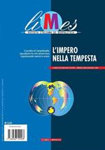 Limes. Rivista italiana di geopolitica (2021). Vol. 1: impero nella tempesta, L'.