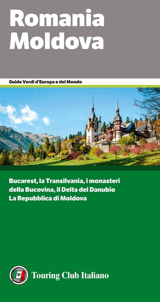 Romania Moldova - copertina
