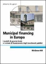 Municipal financing in Europa
