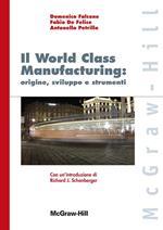 World class manufacturing: origine sviluppo e strumenti