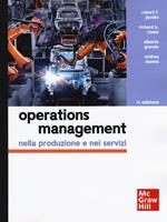 Operations management nella produzione e nei servizi. Con Connect