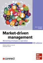 Market-driven management. Marketing strategico e operativo. Con connect