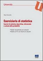 Eserciziario di statistica