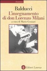 L' insegnamento di don Lorenzo Milani