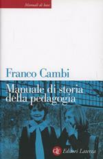 Manuale di storia della pedagogia