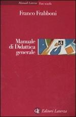 Manuale di didattica generale