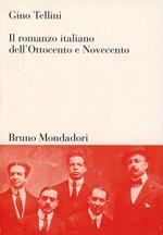 Il romanzo italiano dell'Ottocento e Novecento