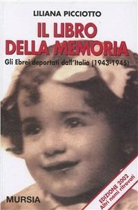 Il libro della memoria - Liliana Picciotto - copertina
