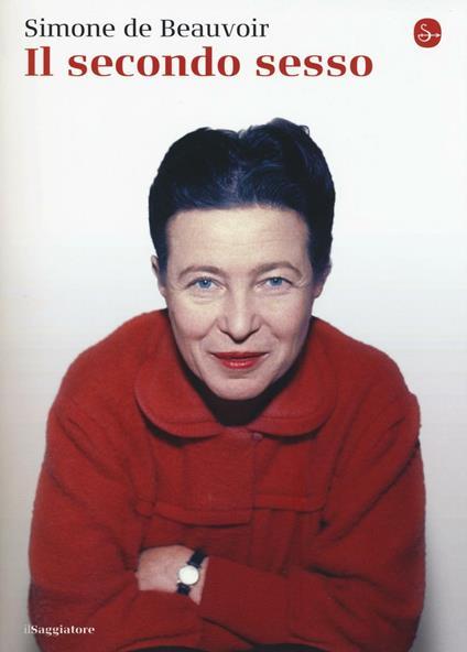 Il secondo sesso - Simone de Beauvoir - copertina