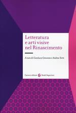 Letteratura e arti visive nel Rinascimento