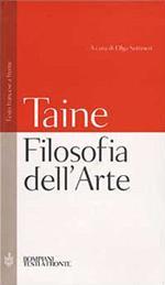Filosofia dell'arte. Testo francese a fronte