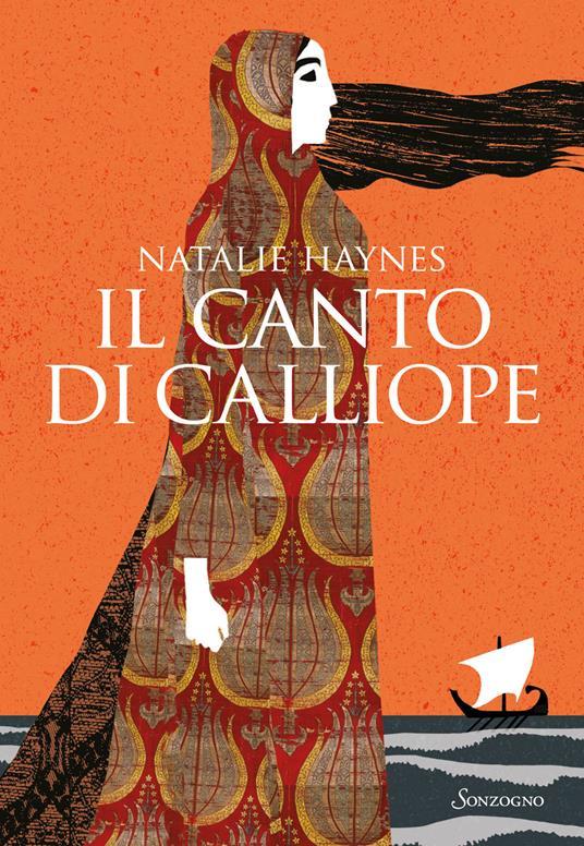 Il canto di Calliope - Natalie Haynes - copertina