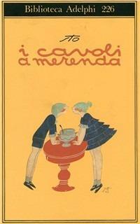 I cavoli a merenda - Sergio Tofano - copertina