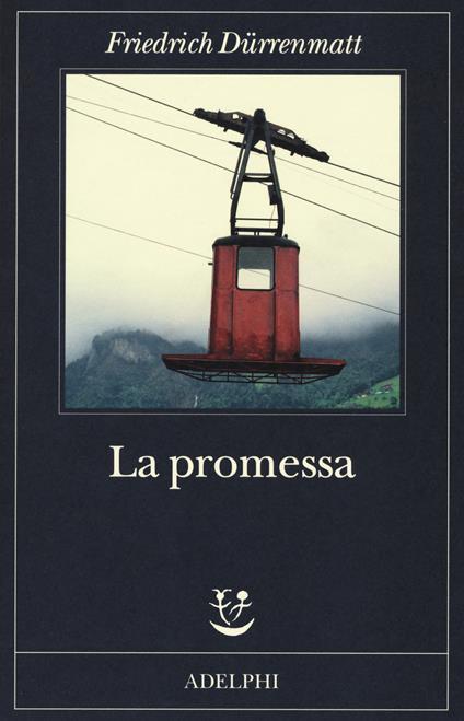 La promessa - Friedrich Dürrenmatt - copertina