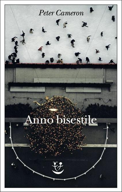 Anno bisestile - Peter Cameron - copertina