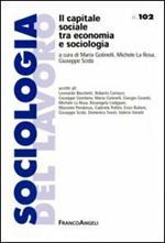 Il capitale sociale tra economia e sociologia
