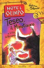 Teseo, il Minotauro e il filo di Arianna