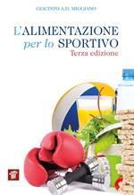 L' alimentazione per lo sportivo