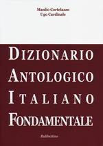 DAIF. Dizionario antologico italiano fondamentale