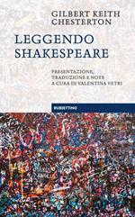 Leggendo Shakespeare
