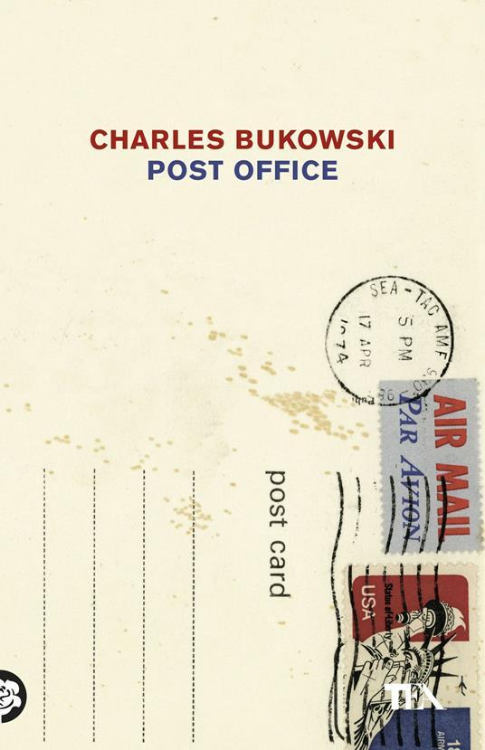 Post Office - Charles Bukowski - copertina