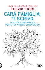 Cara famiglia, ti scrivo. Scrittura terapeutica per il tuo albero genalogico