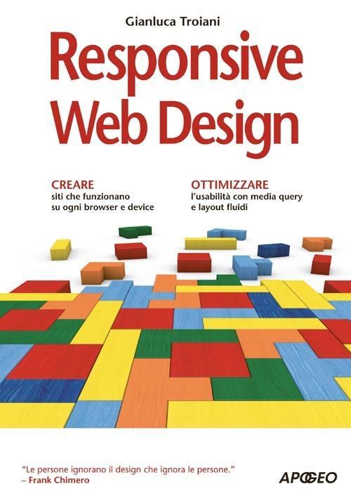 Responsive web design - Gianluca Troiani - copertina