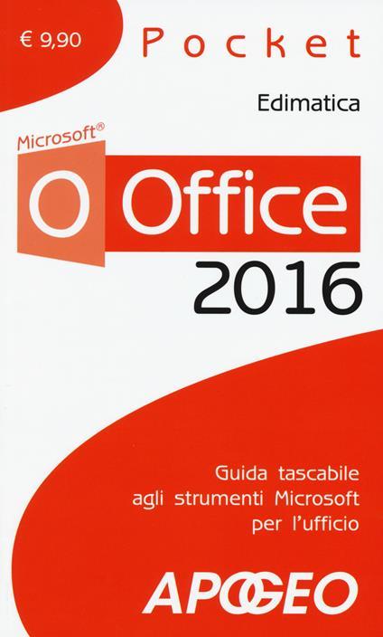Office 2016 - copertina
