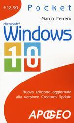 Windows 10. Nuova edizione aggiornata alla versione Creators Update. Nuova ediz.