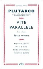 Vite parallele. Testo greco a fronte. Vol. 3