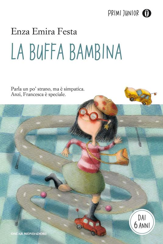 La buffa bambina - Enza Emira Festa,M. Santini - ebook