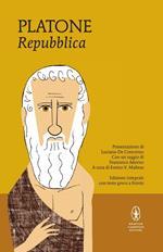 La Repubblica. Testo greco a fronte. Ediz. integrale